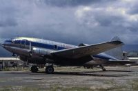 Photo: Aerominas, Curtiss C-46 Commando, CP-1268