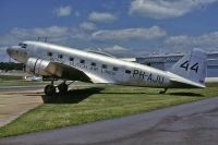 Photo: KLM - Royal Dutch Airlines, Douglas DC-2, PH-AJU