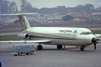 Photo: Sadia, BAC One-Eleven 500
