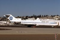 Photo: Pan Am, Boeing 727-200, N4737