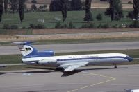 Photo: Malev - Hungarian Airlines, Tupolev Tu-154, TU-154