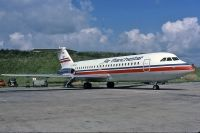 Photo: Air Manchester, BAC One-Eleven 400, G-BXAU
