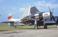 Photo: United States Navy, Douglas A-1 Skyraider, N91945