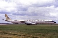 Photo: Seaboard World Airlines, Douglas DC-8-63, N8635