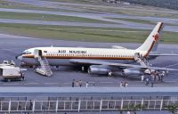 Photo: Air Niugini, Boeing 720, P2-ANG