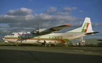 Photo: Balkan Bulgarian Airlines, Antonov An-12, LZ-BAB