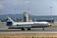 Photo: Aviaco, Sud Aviation SE-210 Caravelle, EC-BIF