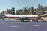 Photo: PSA - Pacific Southwest Airlines, Lockheed L-188 Electra, N171PS