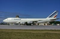 Photo: Air France, Boeing 747-100, F-BPVB