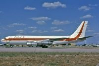 Photo: Central Airlines, Boeing 720, N4228G