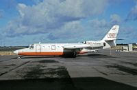 Photo: TNT Air Couriers, Israeli Aircraft Industries IAI-1124A Westwind, VH-AJP