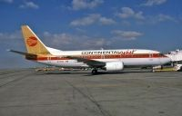 Photo: Continental West, Boeing 737-300, N17309