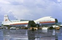 Photo: Dominicana, Aviation Traders ATL-98 Carvair, HI-172