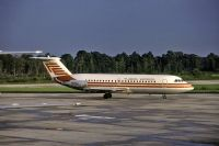 Photo: Florida Express, BAC One-Eleven 200, N1136J