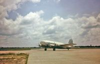 Photo: Air Vietnam, Boeing 307 Stratoliner