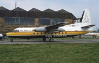 Photo: Air Anglia, Fokker F27 Friendship, G-BDVT