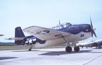 Photo: United States Navy, Grumman TBM-3 Avenger, N33BM