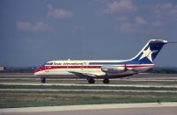 Photo: Texas International Airlines, Douglas DC-9-10, N8962