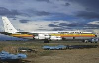 Photo: Uganda Airlines, Boeing 707-300, 5X-UBC