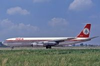 Photo: Middle East Airlines (MEA), Boeing 707-300