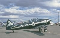 Photo: Untitled, North American Harvard, N3254G