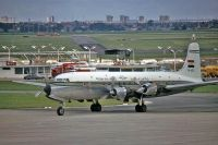 Photo: Syrian Arab Airlines, Douglas DC-6, YK-AED