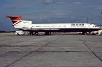 Photo: British Airways, Hawker Siddeley HS121 Trident, G-AWZH