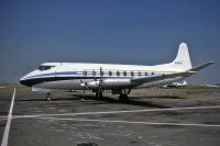 Photo: Untitled, Vickers Viscount 700, N1898S