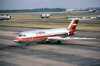 Photo: USAir, BAC One-Eleven 200