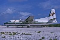 Photo: Air Polynesie, Fairchild F27, F-OCYA