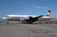 Photo: Untitled, Douglas DC-7, N5903