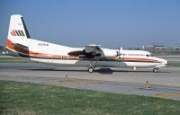 Photo: Air Wisconsin, Fokker F27 Friendship, N509AW