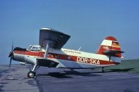 Photo: Interflug, Antonov An-2, DDR-SKA