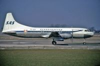 Photo: Scandinavian Airlines - SAS, Convair CV-440, SE-BSR