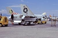 Photo: United States Navy, Vought F-8 Crusader