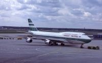 Photo: Cathay Pacific Airways, Boeing 747-300, VR-HIJ