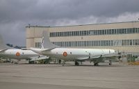 Photo: Spanish Air Force, Lockheed P-3 Orion
