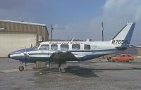 Photo: Cumberland, Piper PA-31 Navajo, N7694L