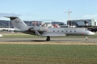 Photo: Swedish Air Force, Gulftsream Aerospace G-1159 Gulfstream III, 021