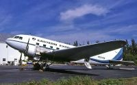 Photo: Eastern Express, Douglas DC-3, N137PB
