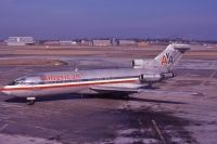 Photo: American Airlines, Boeing 727-100, N1987