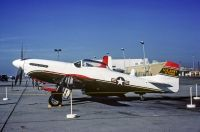 Photo: United States Army, North American P-51 Mustang, 0-72990