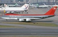 Photo: Northwest Airlines, Boeing 747-200, N632US