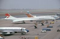 Photo: British Airways, Aerospatiale-BAC Concorde, G-BBDG