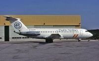 Photo: Baltic, BAC One-Eleven 400, G-AZUK