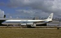 Photo: Trans Global Vacations, Douglas DC-8-62, N1804