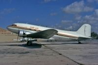 Photo: Kwin-Air, Douglas DC-3, N44993