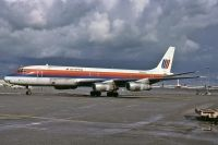 Photo: United Airlines, Douglas DC-8-50, N8052U