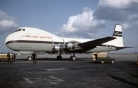Photo: British United Airways - BUA, Aviation Traders ATL-98 Carvair, G-ASHZ