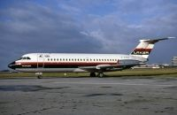 Photo: Laker Airways, BAC One-Eleven 300, G-AVBY